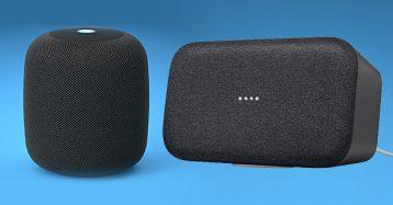 Google Home Max Vs Apple HomePod: The Fight For Best Smart Speaker