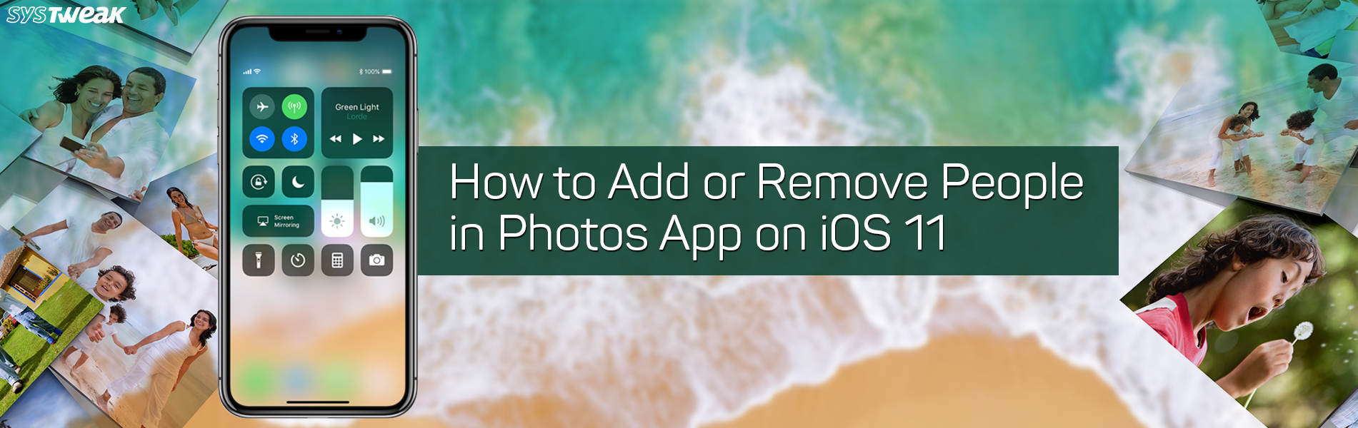 How To Add Or Remove People In Photos App On iOS 11
