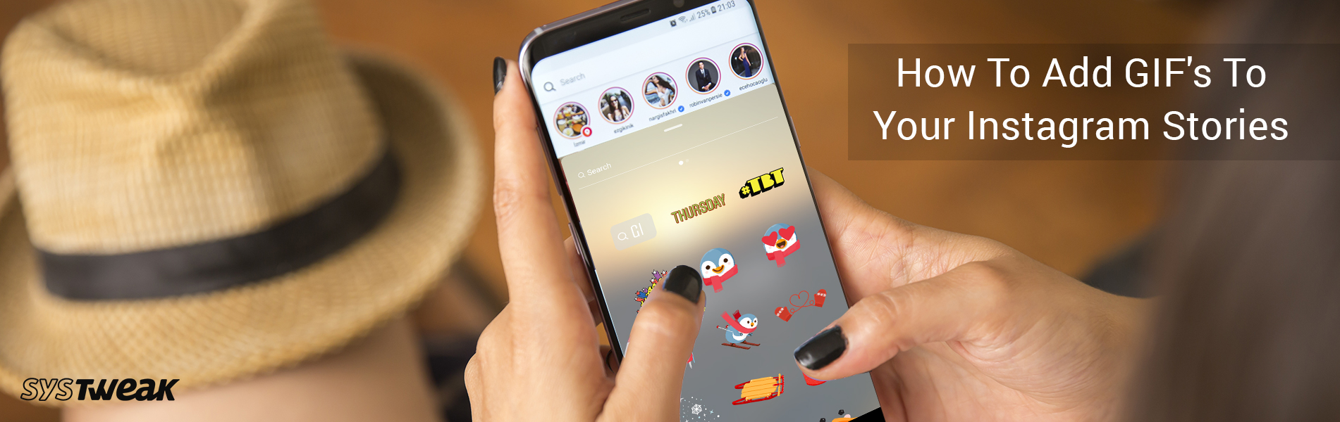 How To Create GIF's For Instagram Stories