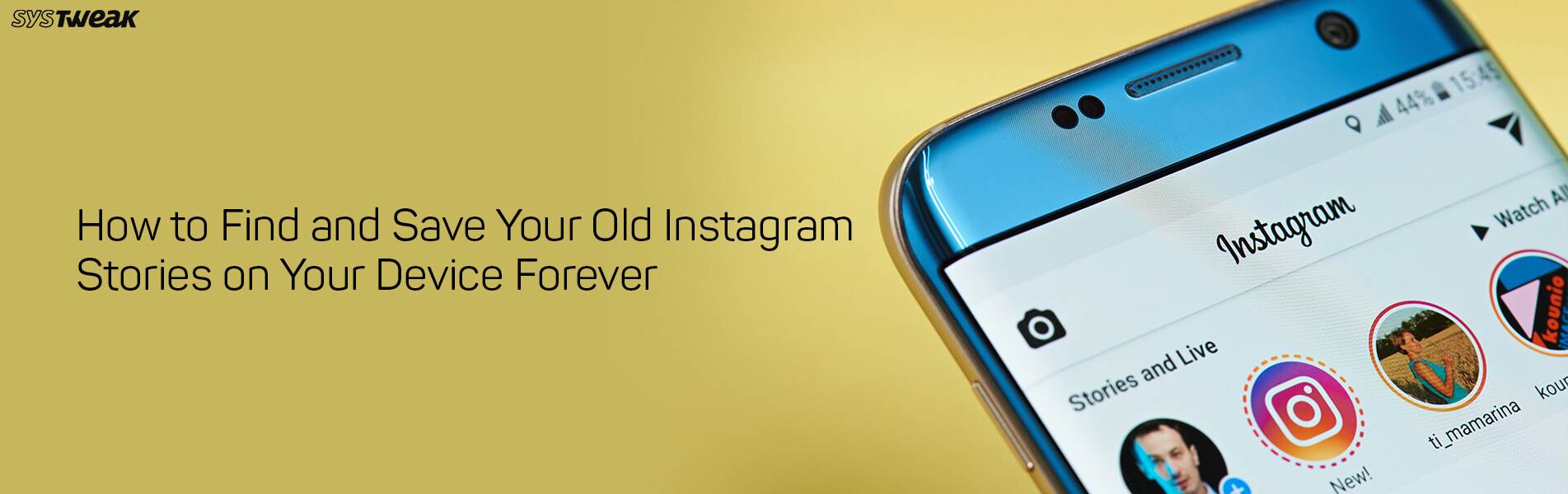 How To Find And Save Your Old Instagram Stories On Your Device Forever