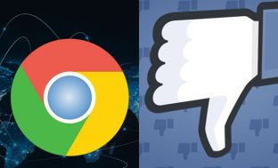 Newsletter: New Security Measure By Chrome & Facebook Tests A Downvote Button