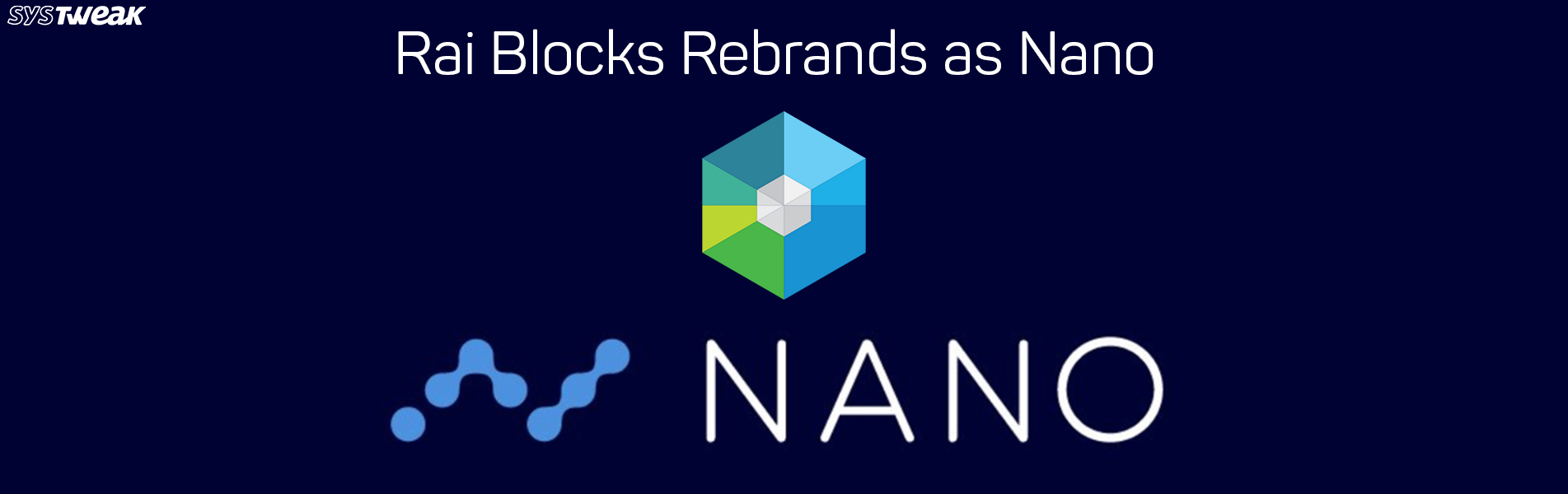 RAI Blocks Relaunches Itself as NANO