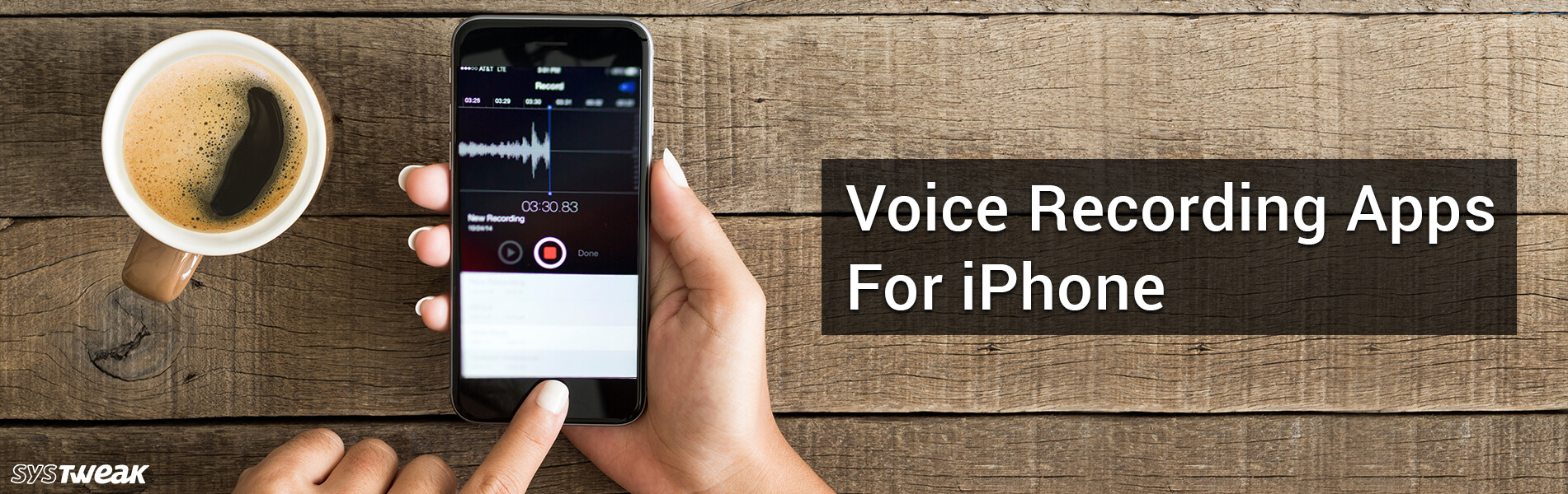 7 Best Voice Recorder App For iPhone And iPad