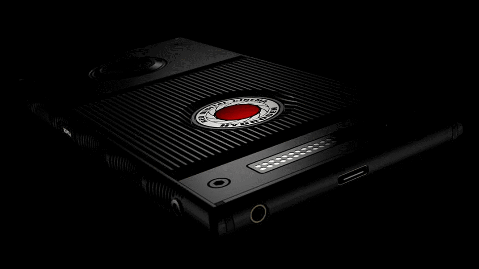 Red Smartphone The World First Holographic Media Machine