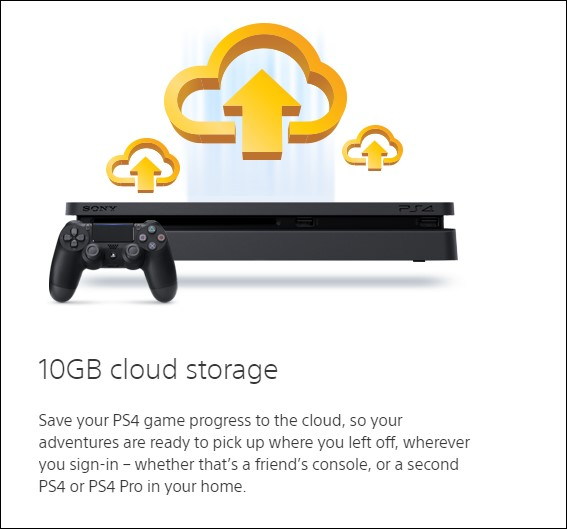 Save game progress on cloud