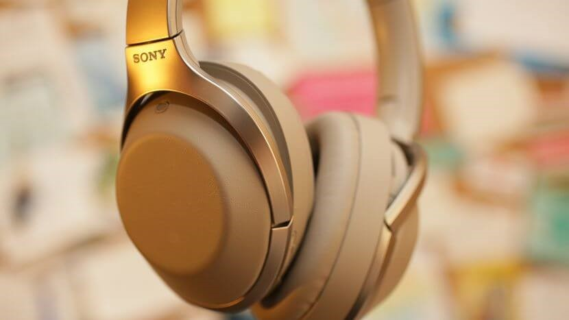 Sony premium headphone