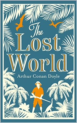 The lost world-Arthur conan doyle
