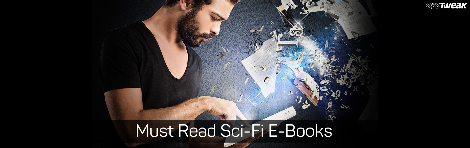 Top 10 Must Read Sci-Fi EBooks