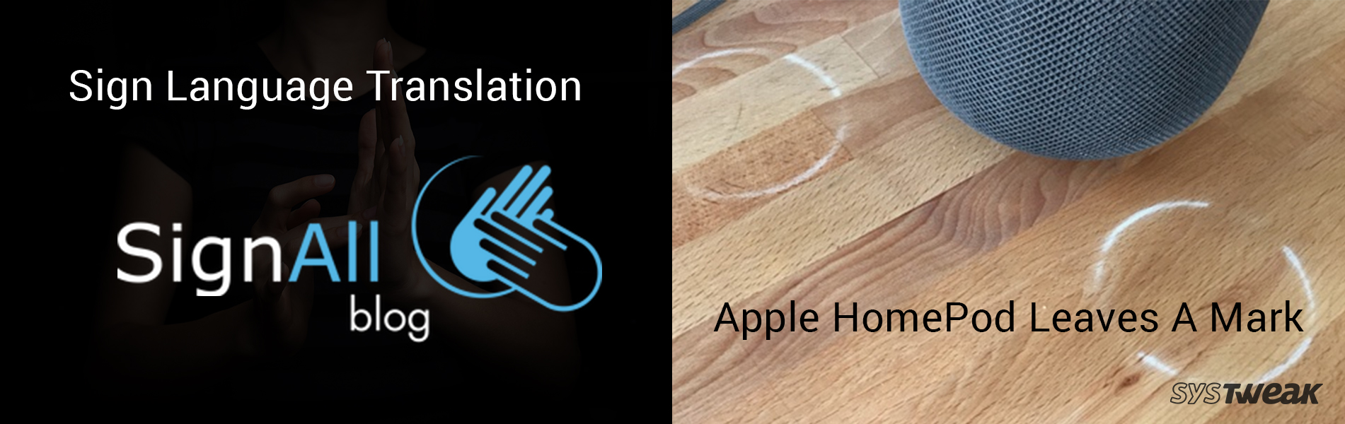 Newsletter: Translate Sign Language & Homepod Not Furniture Friendly