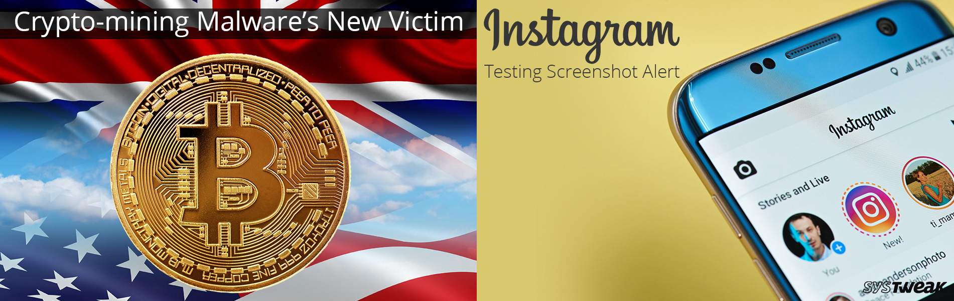 Newsletter: US & UK Govt Websites Infected & Instagram: Screenshot Alerts For Stories