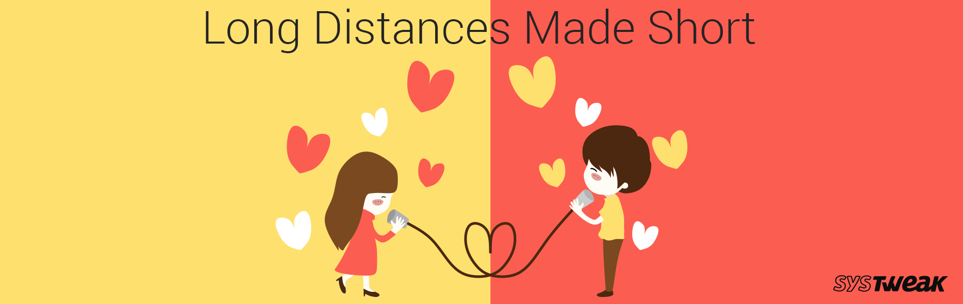 Valentine's Gifts For Geeky Couples In Long-Distance Relationships