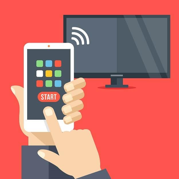Wifi-Universal Remote