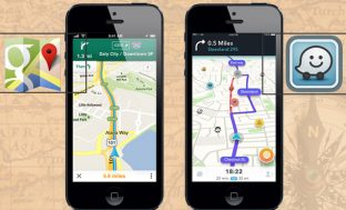 Waze Vs Google Maps! War of the Navigators