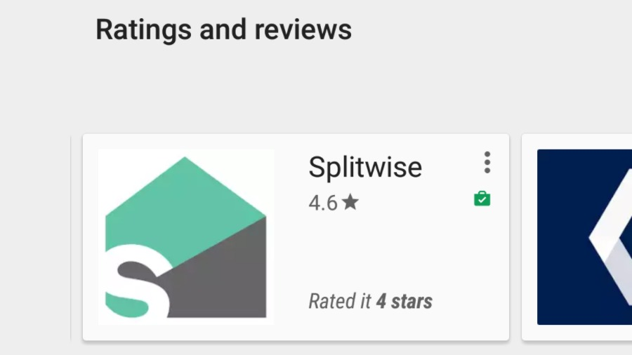 see rating and reviews