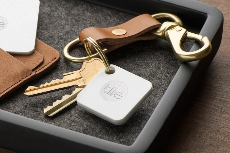 tile mat bluetooth key finder