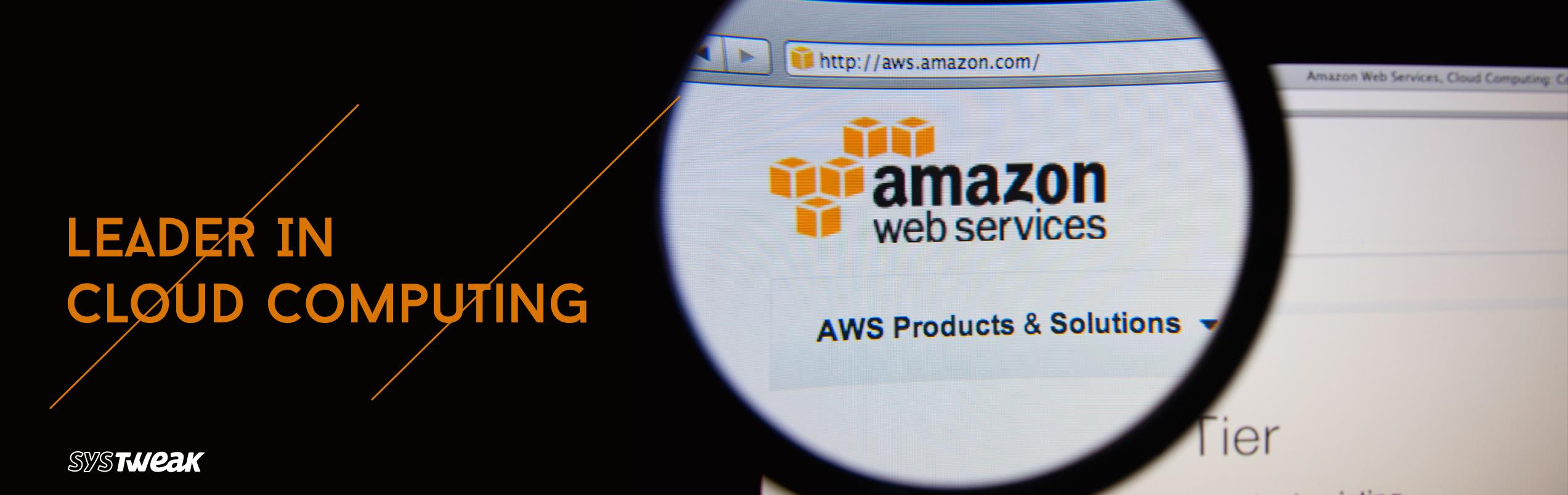 AWS: Cloud Computing Industry's Undisputed Ruler