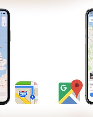 5 Reasons Why Apple Maps is Better Than Google Maps