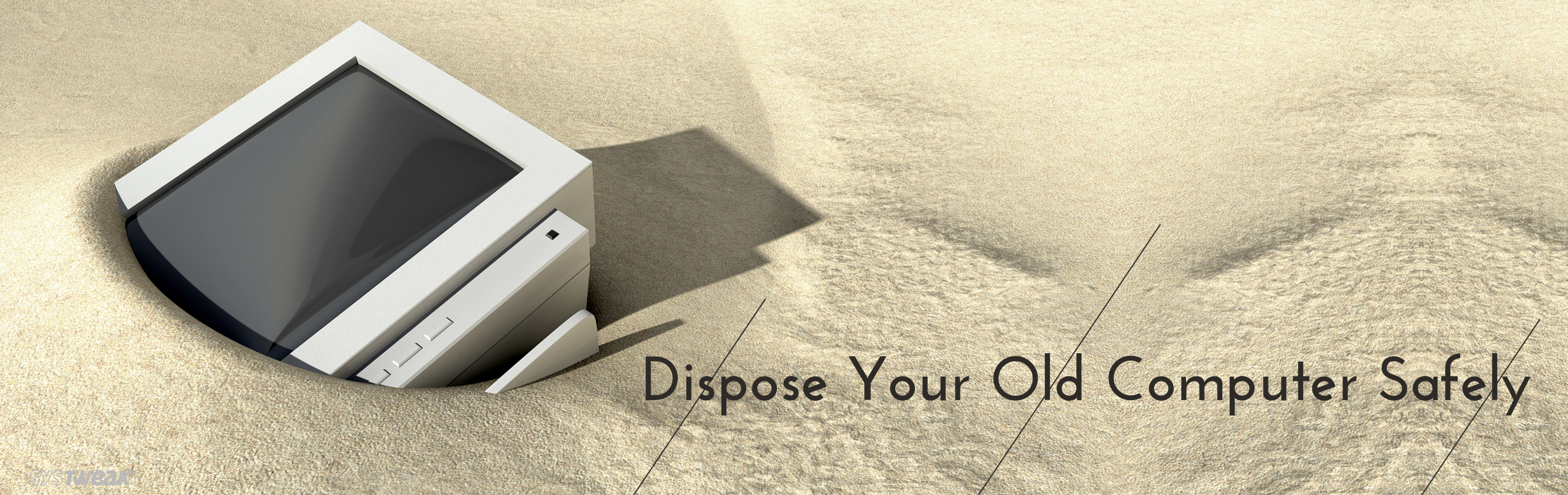 7 Methodical Ways To Dispose-off Your Old Computer