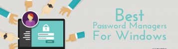 Best Password Manager for Windows
