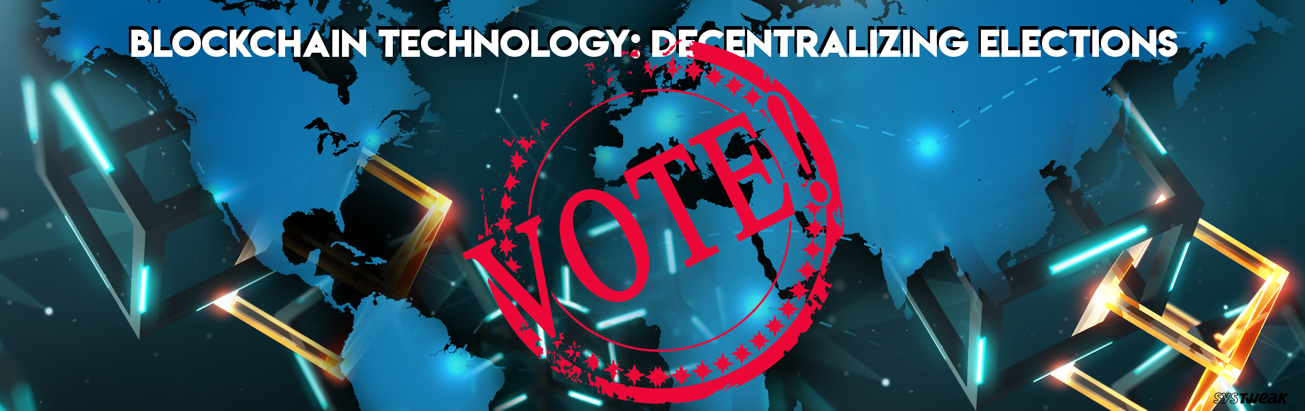 Blockchain Technology: Decentralizing Elections