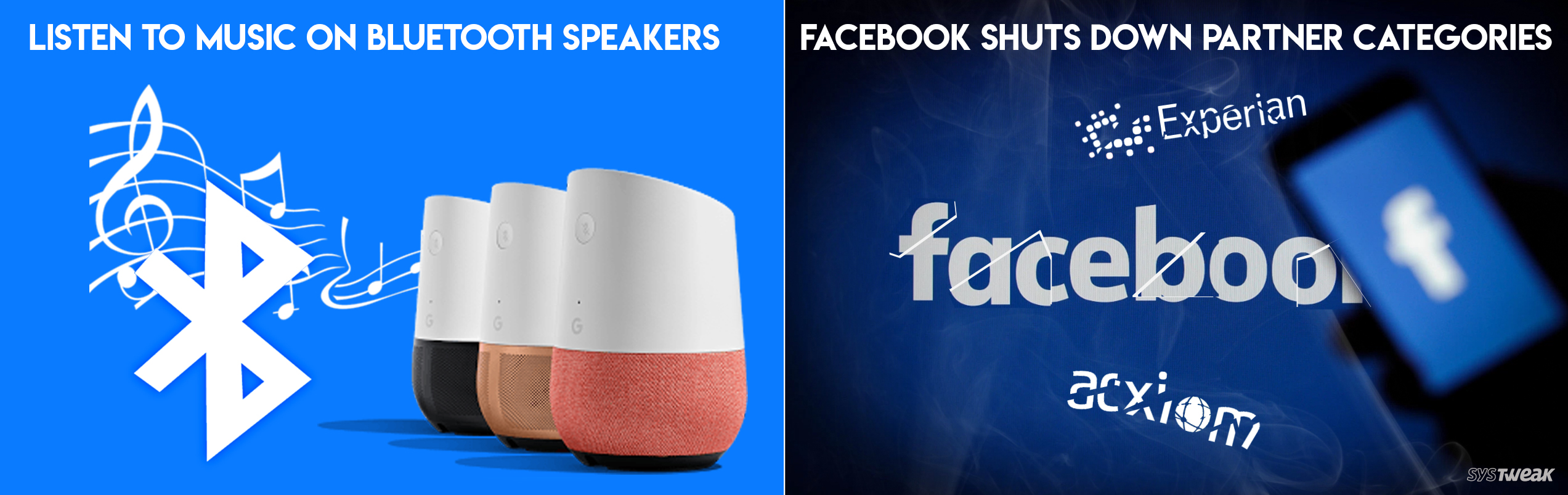 Newsletter: Google Home Pairs Up With Bluetooth Speakers & Facebook Bids Adieu To Third Party Apps For Data