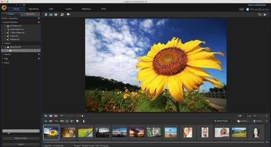 CyberLink PhotoDirector Ultra 9