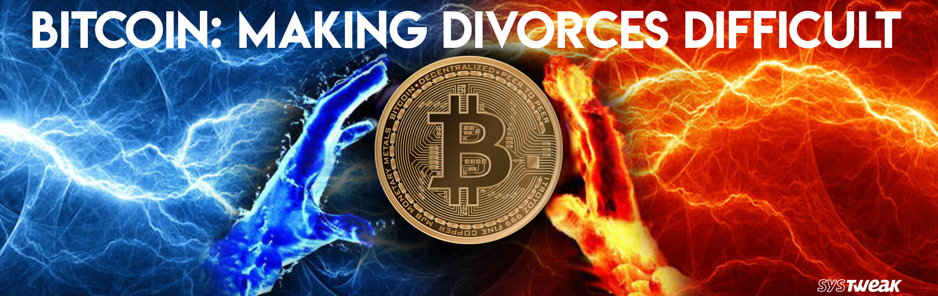 Divorces Made Difficult, Thanks to Bitcoin