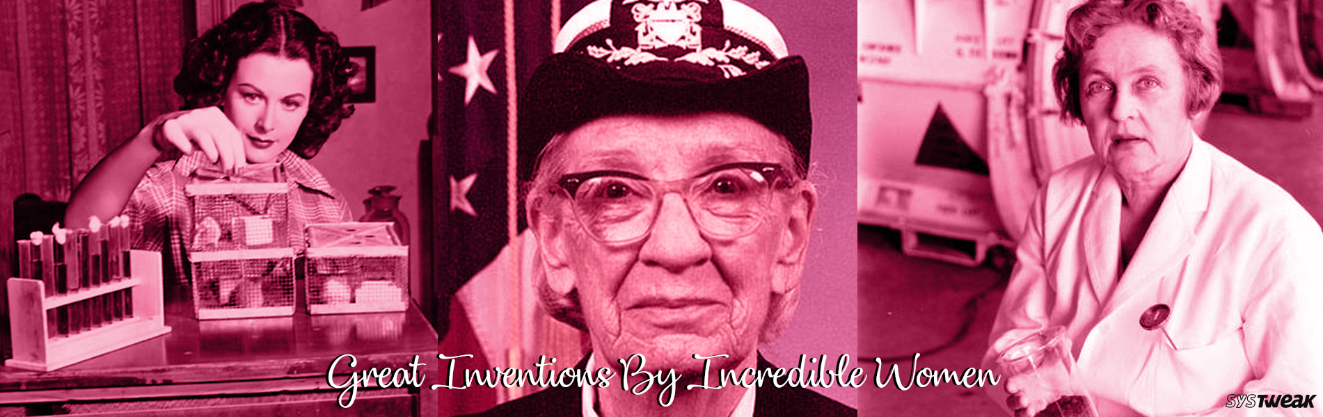 Great Inventions By Incredible Women