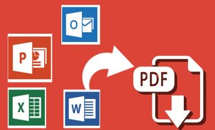 How To Convert Different File Formats to PDF