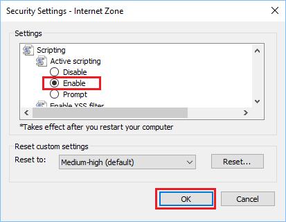 How To Enable JavaScript In Internet Explorer- 3