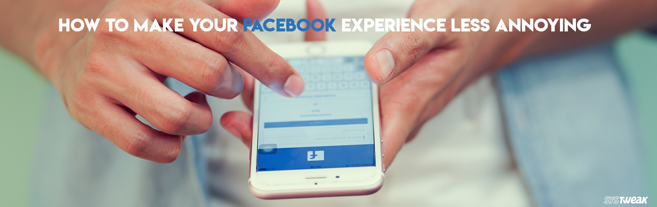 4 Ways To Make Your Facebook Experience More Interesting