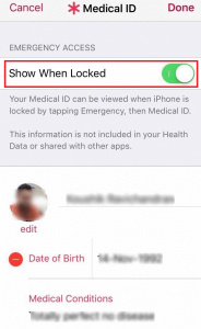 How to Set Up Medical ID on Your iPhone 3