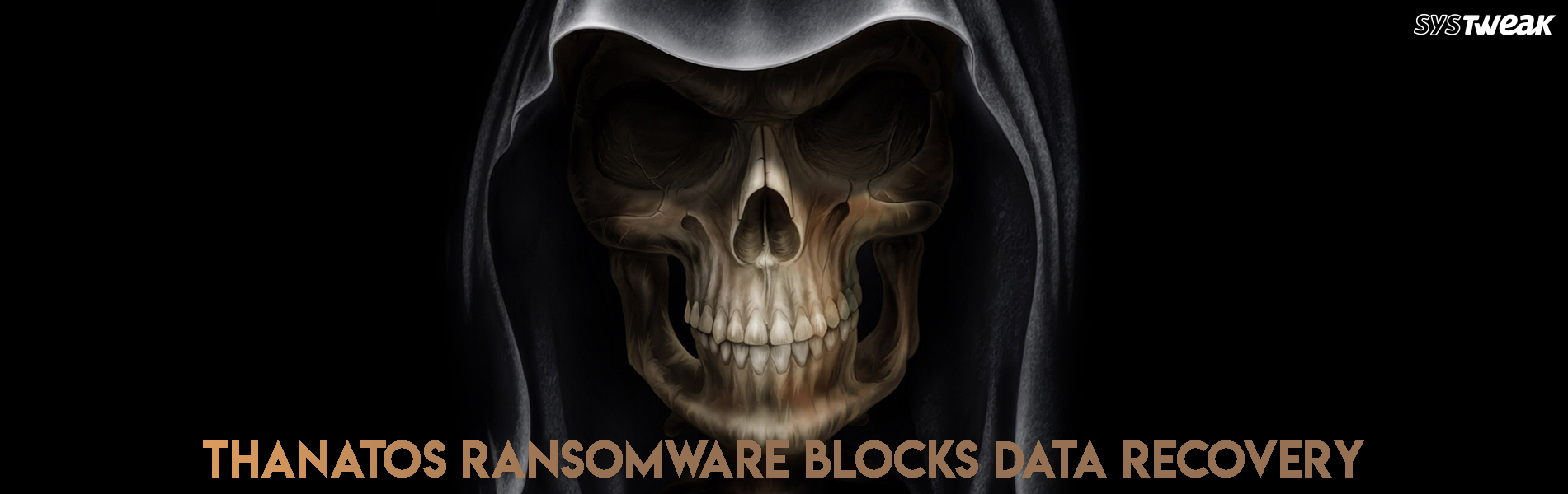 Thanatos Ransomware Makes Data Recovery Impossible