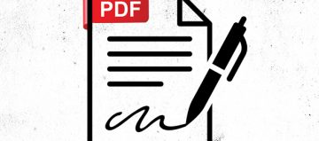 How To Sign A Pdf Digital Signature