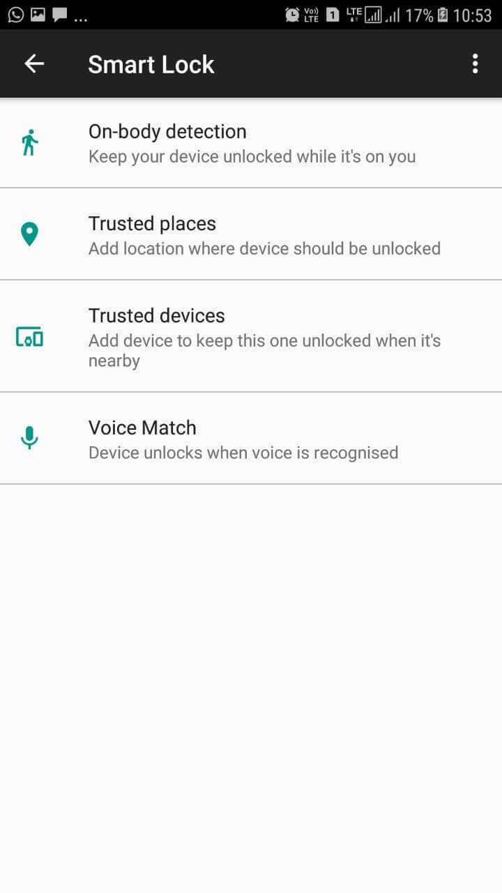 Use Face Unlock Feature On Your Android Without Root