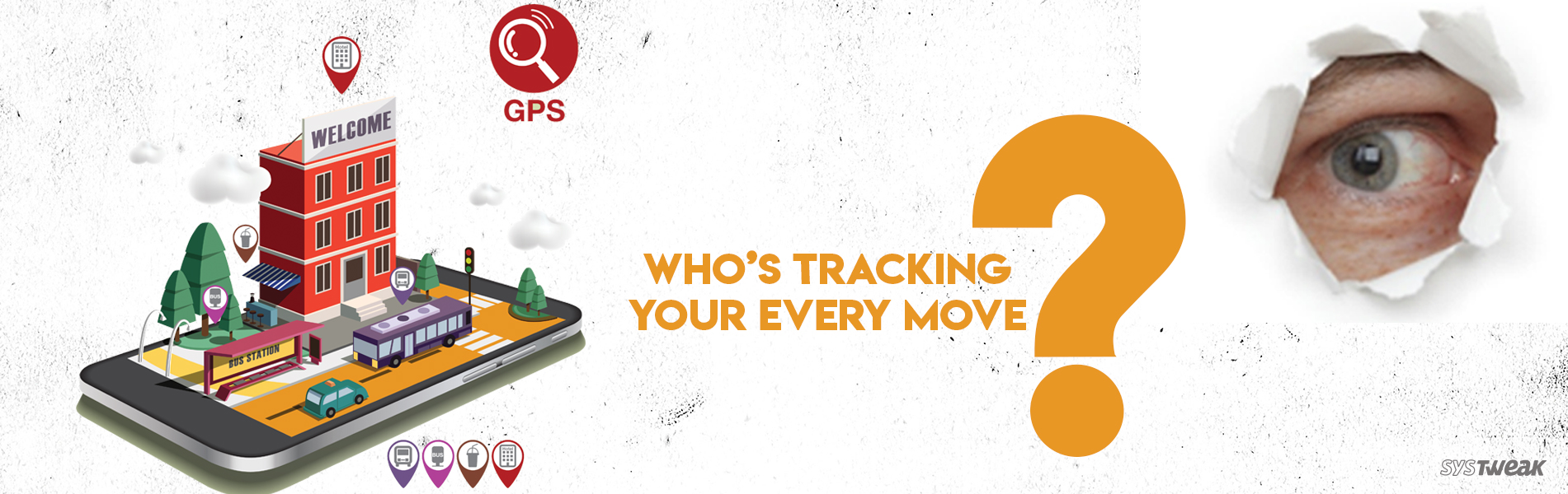 Want To Know Who's Tracking Your Every Move?