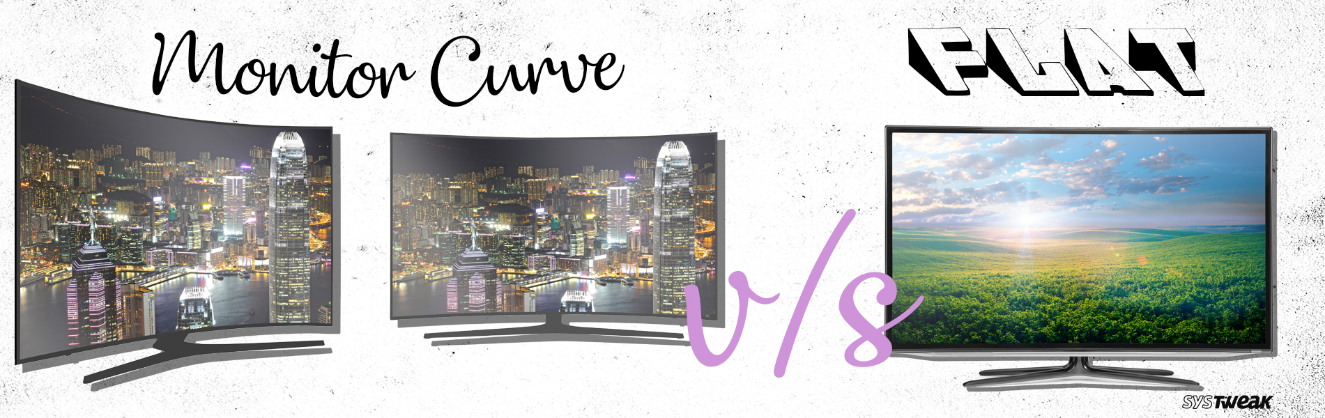 Curved Monitor Vs Flat Monitor