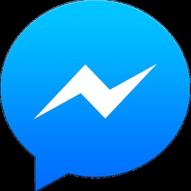 facebook messanger logo