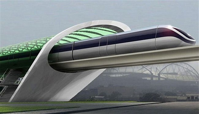 hyperloop projects
