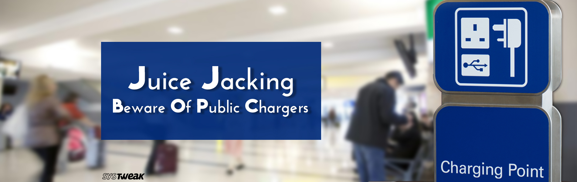 Juice Jacking: Why You Should Avoid Public Chargers?