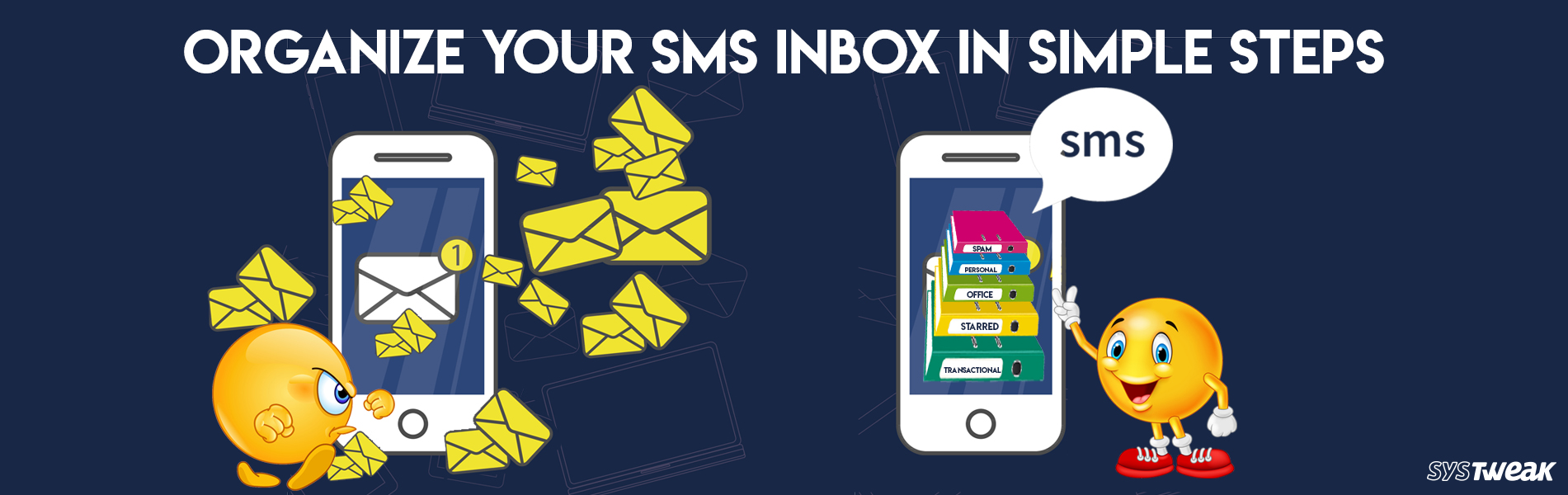 How to Organize SMS Inbox On Your Smartphone