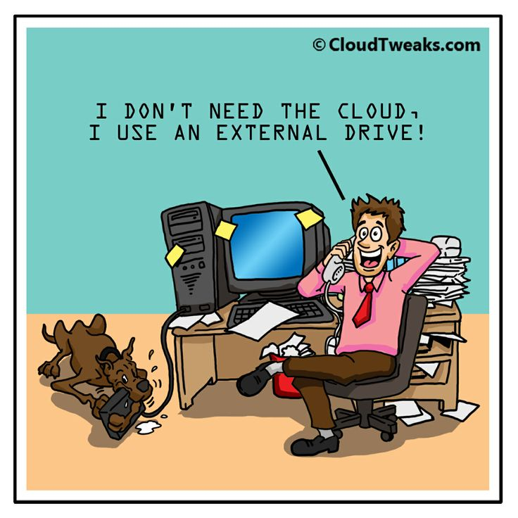 right backup need of data
