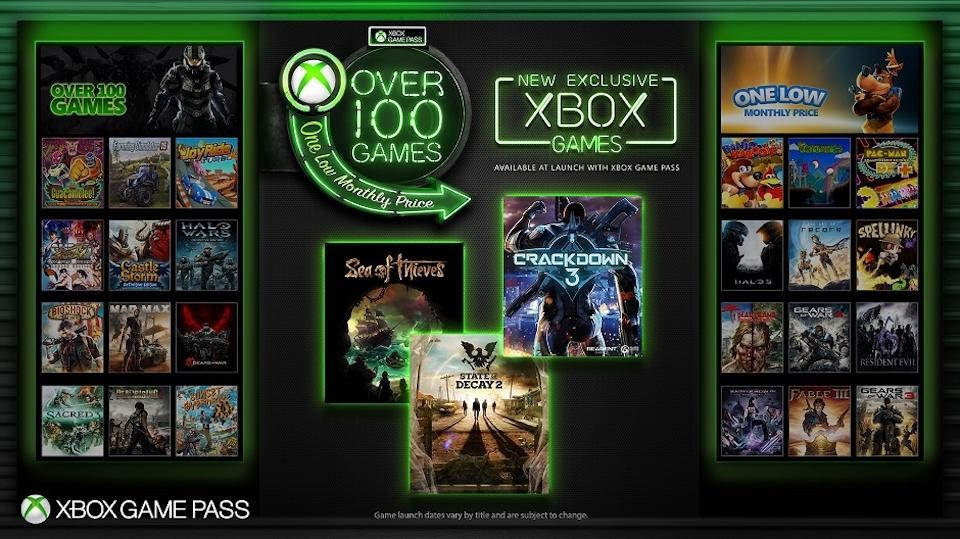 xbox game paas