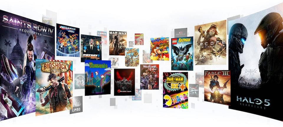 xbox games for 2018