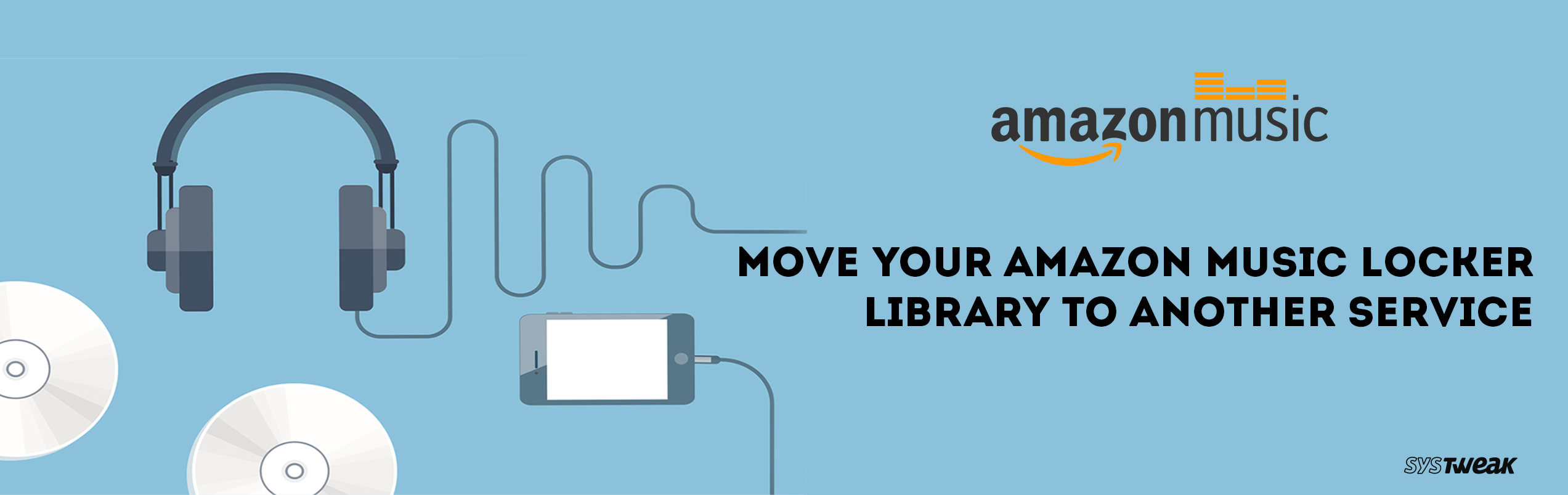 How To Move Your Amazon Music Locker Library To Another Service?
