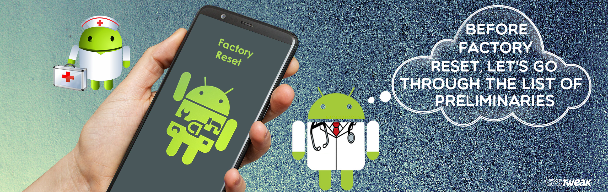5 Things To Remember Before Factory Resetting Your Android