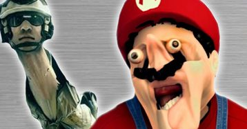 Friday Essential: The 10 Weirdest and Funniest Video Games Glitches