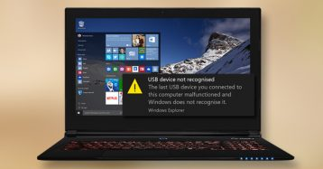 How to Fix USB Device Not Recognized Error on Windows 10