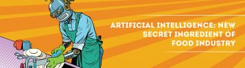Understanding the Scope of Artificial Intelligence in Food Industry