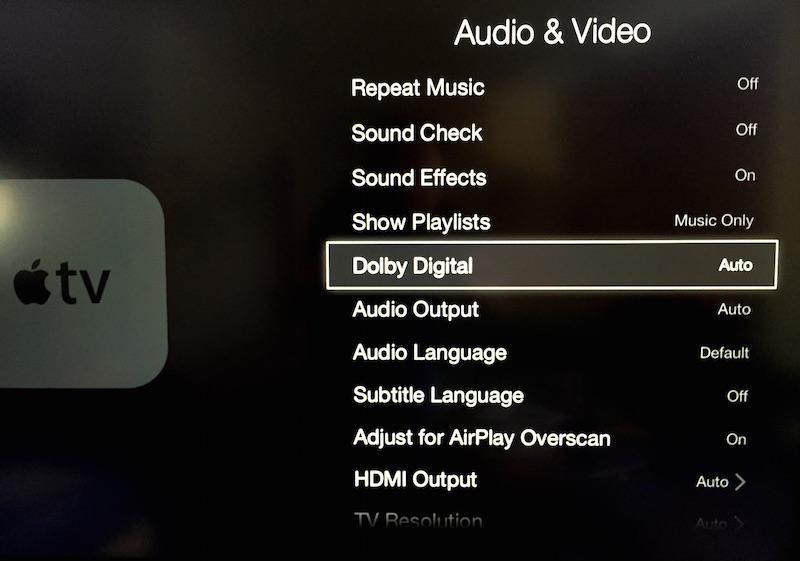 Audio Not Working